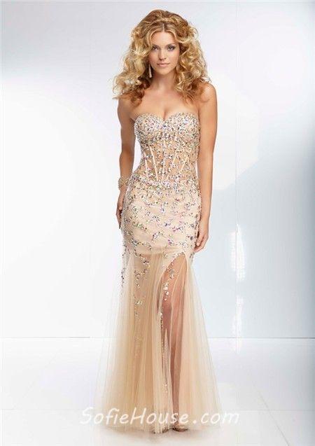 25 best prom images on Pinterest   Formal prom dresses, Evening ...