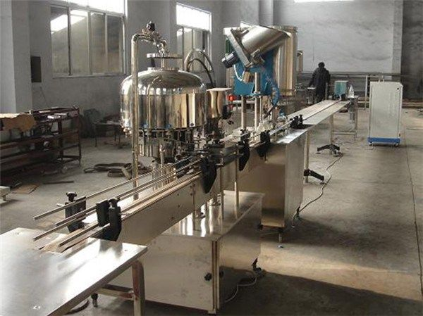 Small Scale Bottle Water Filling Machine  About Small Scale Bottle Water Filling Machine information: Model NO.  https://fillingmachine.hcmvp.com/images/small-scale-bottle-water-filling-machine.html