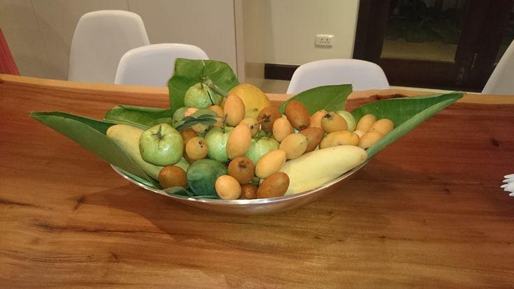 welcome fruits basket