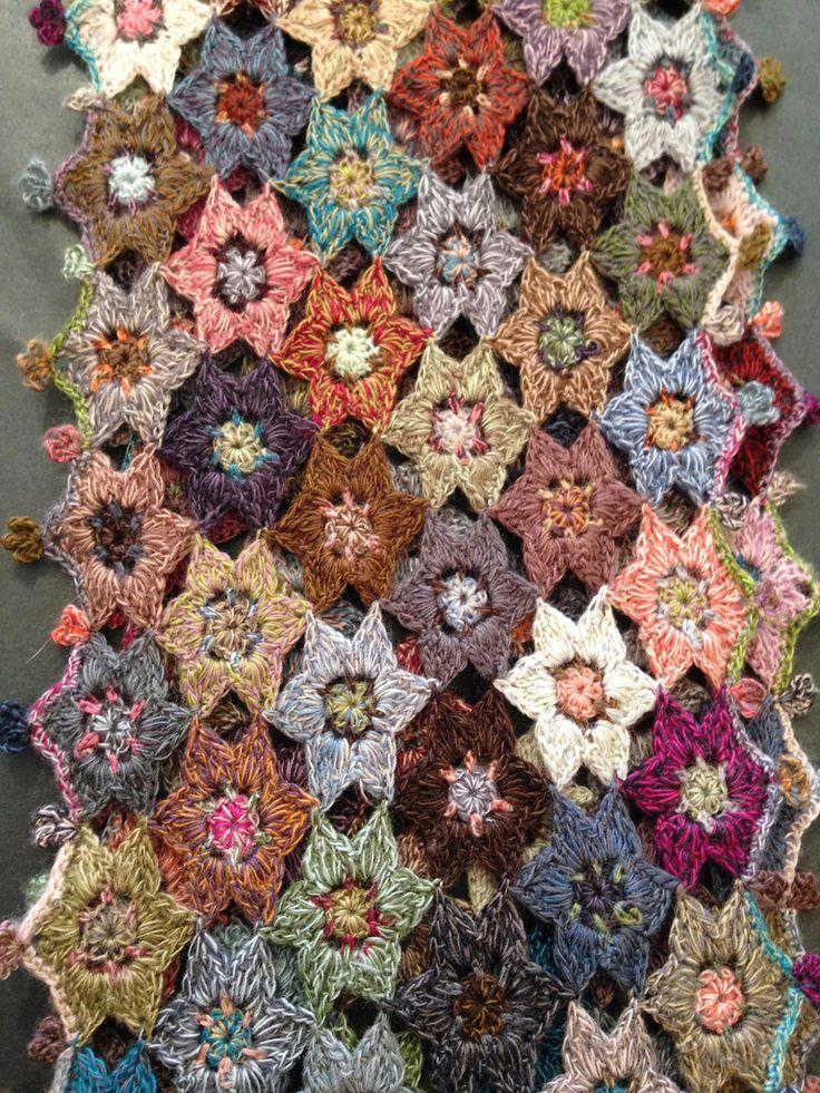 1036 besten Muster & Anleitungen Sophie Digard Crochet Bilder auf ...