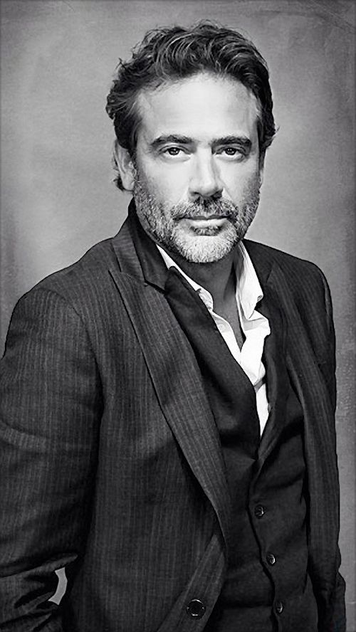 Jeffrey Dean Morgan.  I liked  him as Denny Duquette on Grey's.  Then again as…