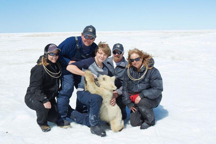 #Backstage  #Nanuk  #cinema #film  #Dakota #Artico #OrsoPolare