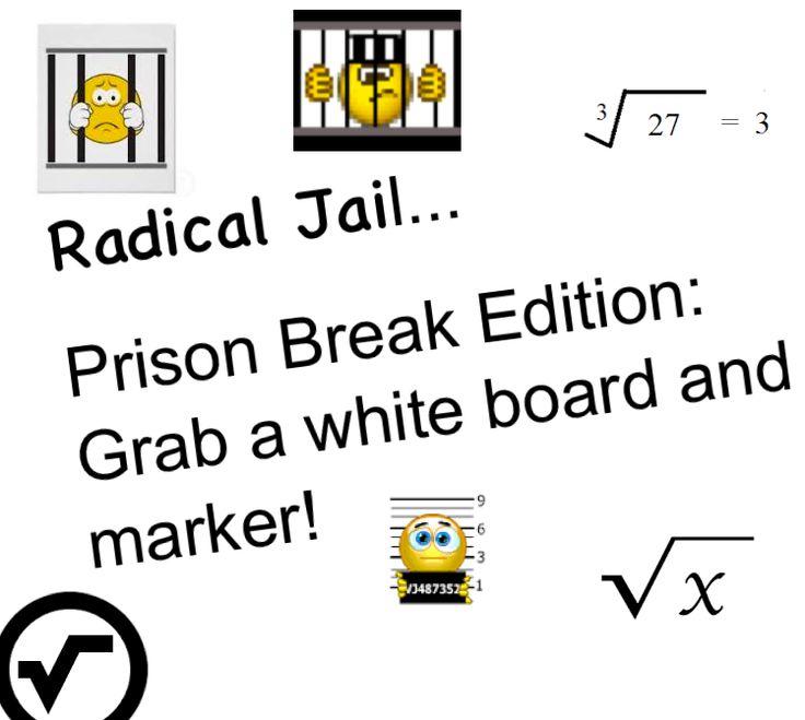Simplifying radicals through radical jail break!