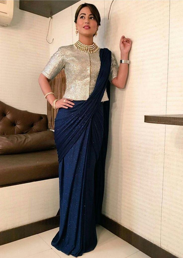 Stunning saree outfit !!