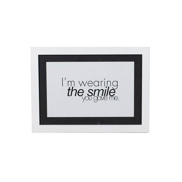 Im wearing the smile you gave me from Scottie & Russell £13.20 Free delivery on orders over £25.00