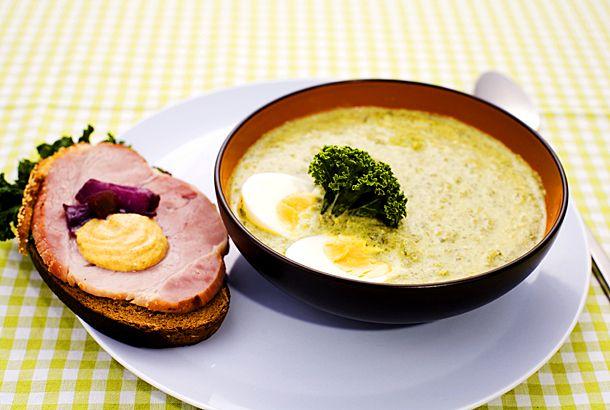 Grönkålssoppa | Recept.nu