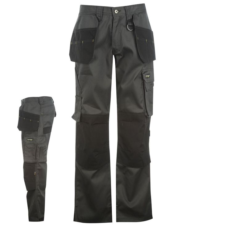 DUNLOP ^ On Site Work Trousers
