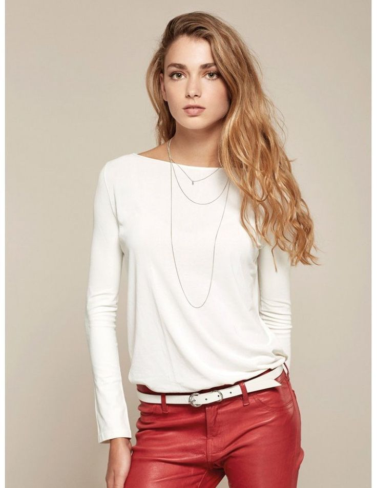 Loose Fit Basic Longsleeve Shirt