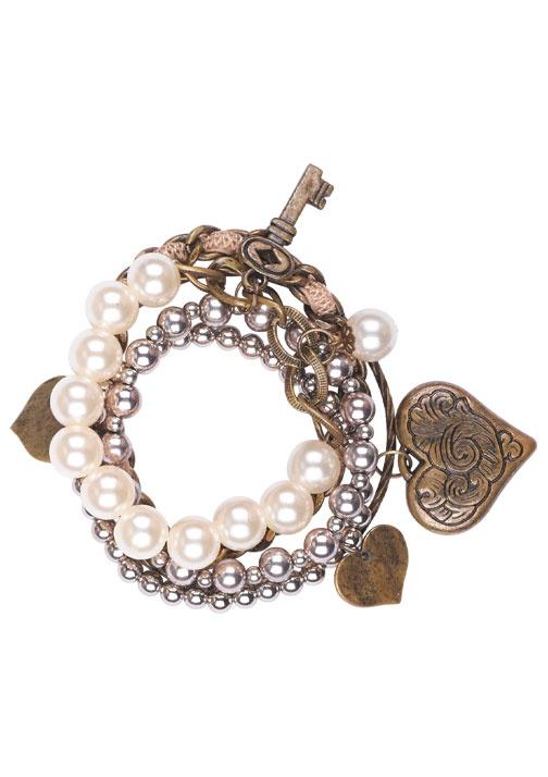 cute pearl braceletPretty Mixed, Mixed Media, Heart Bracelets, Bohemian Style, Bracelets 13, Media Bracelets, Medium, Jewelry Boxes, Pearls Bracelets