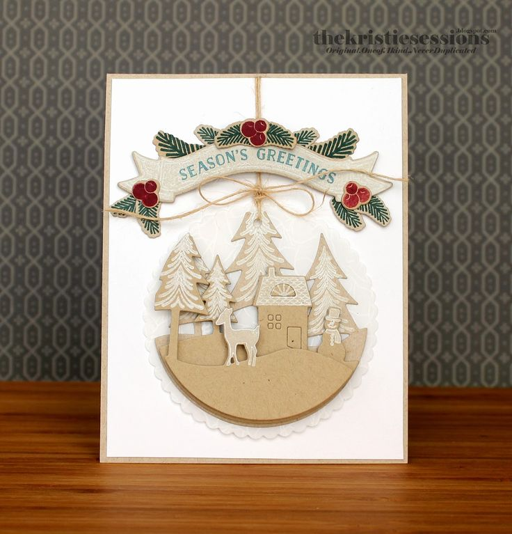 The 229 best papertrey christmas images on pinterest holiday the kristie sessions the card concept 23 m4hsunfo