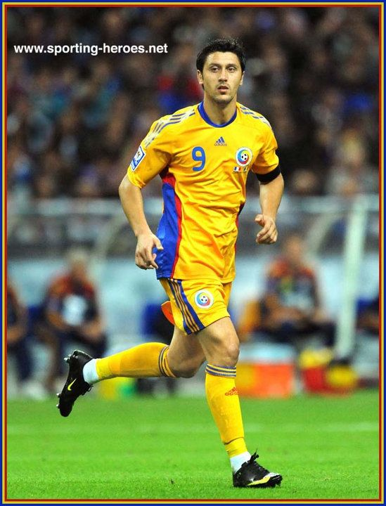 Ciprian Marica - Romania - FIFA World Cup 2010 Qualifying