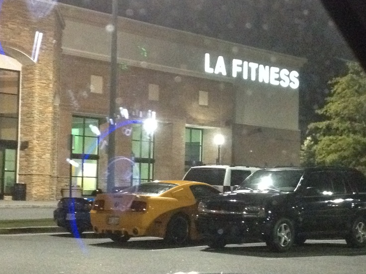 I Do Most Of My Shorter Runs Here At La Fitness In Buford Ga Usually Before The Chickens Rise Like This Pictu La Fitness Marathon Training Fitness Center