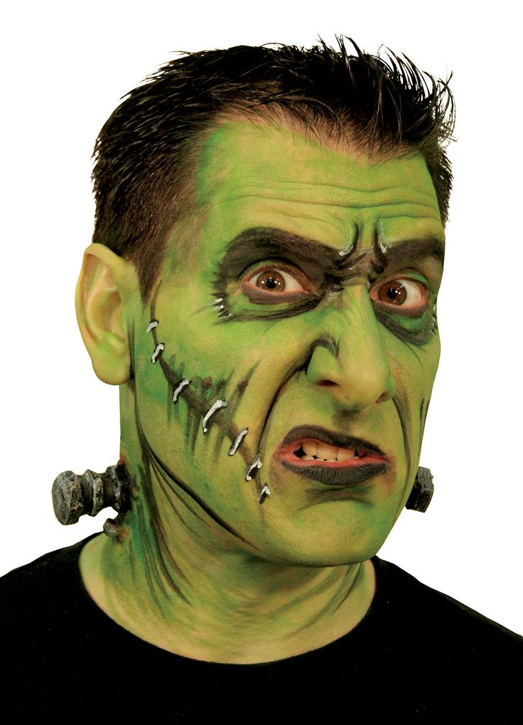 best 25 frankenstein makeup ideas on pinterest frankenstein bride costume frankenstein bride. Black Bedroom Furniture Sets. Home Design Ideas
