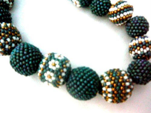71 besten My own work - bead crochet, necklaces etc. Bilder auf ...