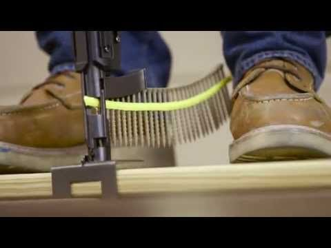 Deck-Drive™ DSV Wood Screw - YouTube