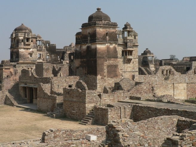 Chittorgarh Fort : Largest Fort Of Asia ,Incredible India #Udaipur