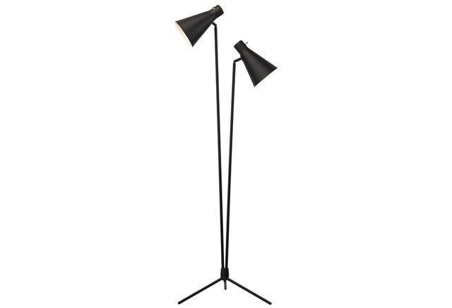 Spotlight Floor Lamp, Black #JuliaGoodwinDesign
