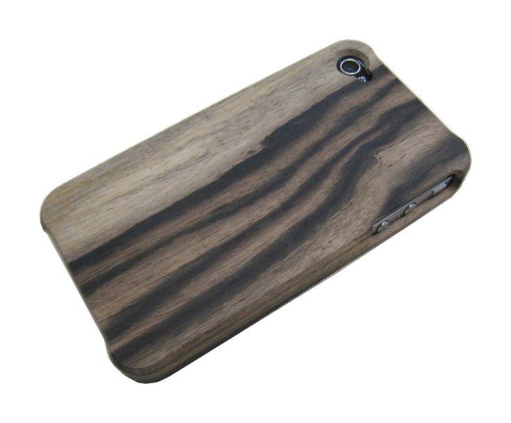 黒柿 Kurogaki  iPhone case
