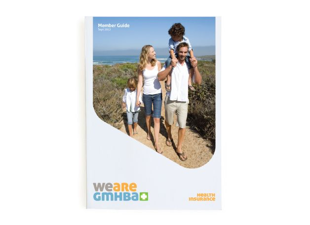 GMHBA brochure cover