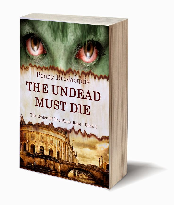 Penny Writes: #BookBlast: 'The Undead Must Die' is now LIVE on A...