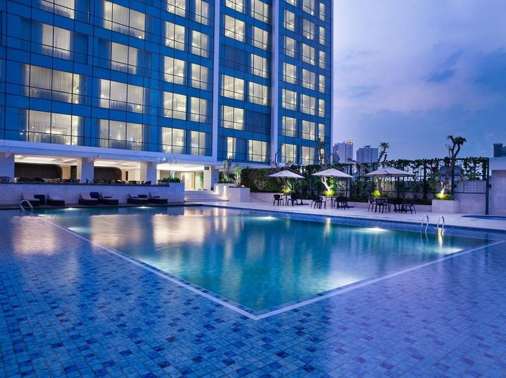 Bandung Crowne Plaza Indonesia Asia Is Perfectly Located For Both Business