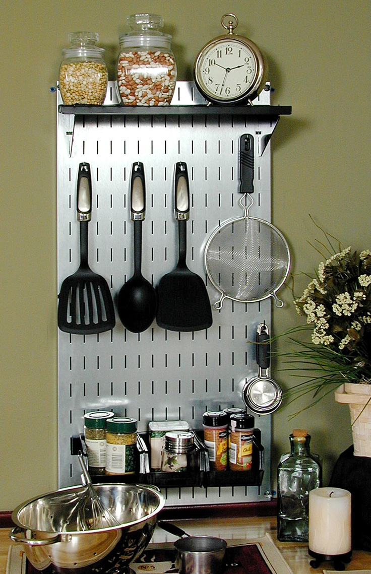 Pegboard Kitchen 17 Best Images About Kitchen Pegboard On Pinterest Kitchen