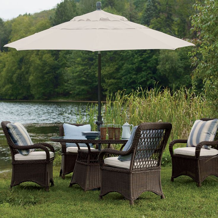 lakehouse dining table ethan allen home and garden furniture - Home And Garden Furniture Collection
