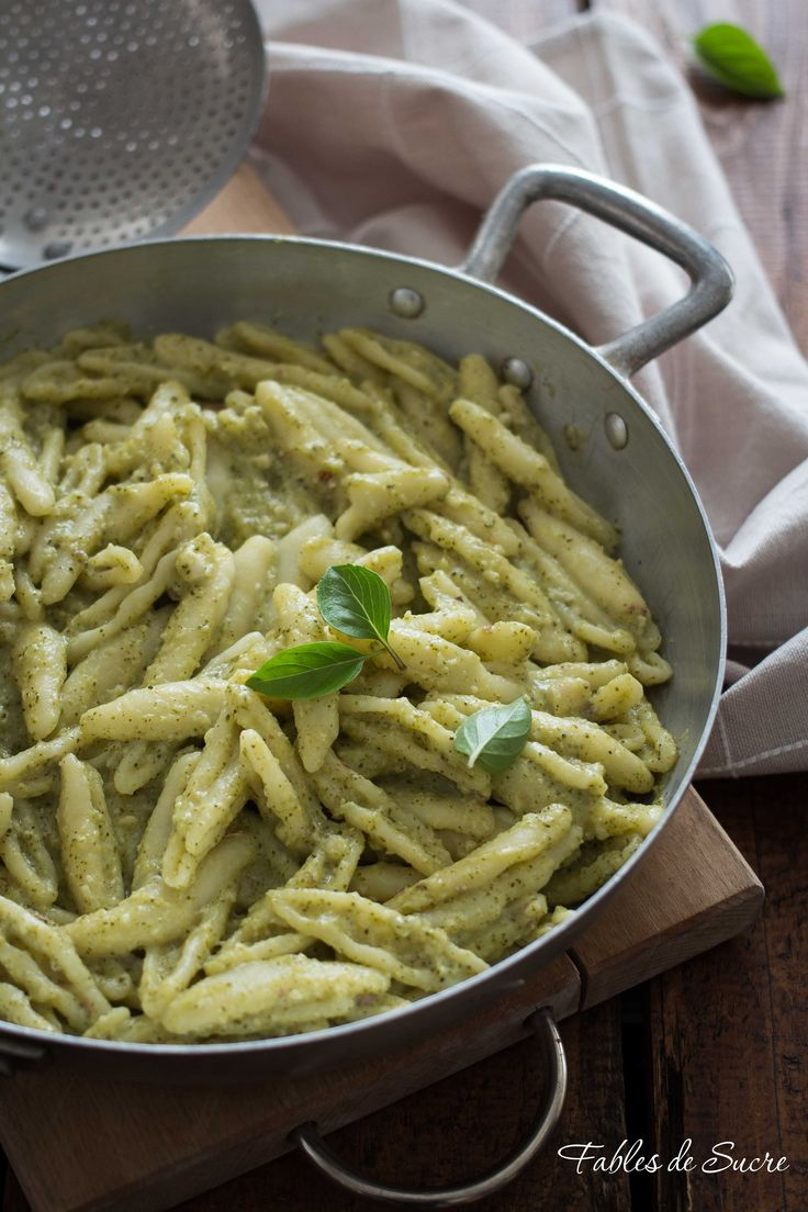 Pesto di broccoli | Fables de Sucre