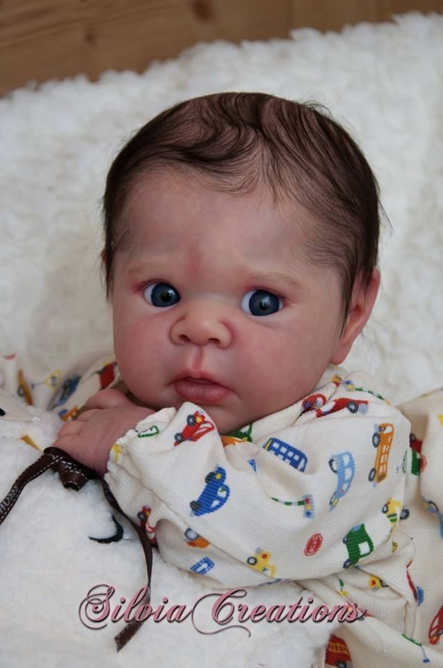 Eric by Adrie Stoete - Mix & Match kit - Pre-Order - Online Store - City of Reborn Angels Supplier of Reborn Doll Kits and Supplies