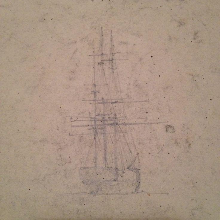 Capitaine de frégate Prosper Halvor Henri Oscar ROMIEUX. Né le 7 juin 1826 à La ROCHELLE (Charente-Maritime) - Décédé le 15 novembre 1908 à La ROCHELLE. Dessinateur, aquarelliste sous le patronyme d'Osmond ROMIEUX.