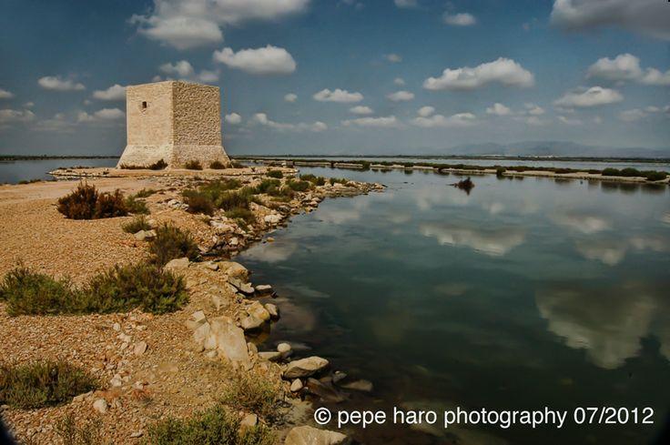 Torre de Tamarit.