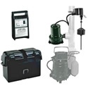 Zoeller 507 - Sentry® Battery Backup Sump Pump System (900 GPH @ 10'). By far this is our best selling backup system. Since we're an online retailer, we get customers from all over the country. If you live in an area where your sump pump runs a few times a year, and you're looking for a high quality backup system, this is the system for you.