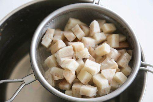 Coconut Tapioca Pudding 椰汁西米露