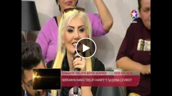 Zuhal  Topal'ın programındaki gelin adayının Atatürk'e hakaret videosu ortaya çıktı