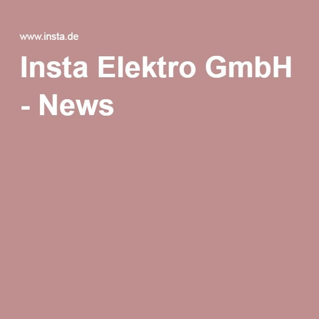 Insta Elektro Gmbh products b light lighting manufacturers lighting