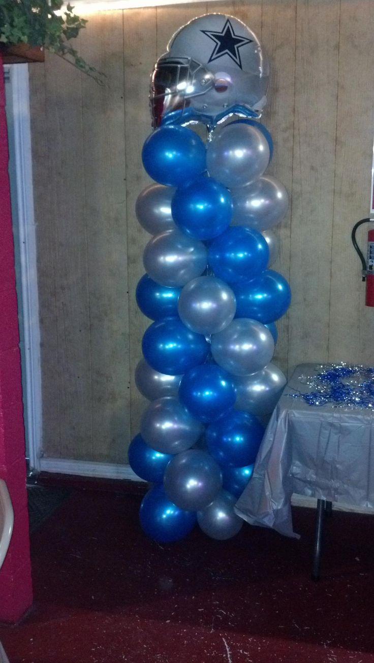 Dallas Cowboys Party Ideas Pinterest Dallas