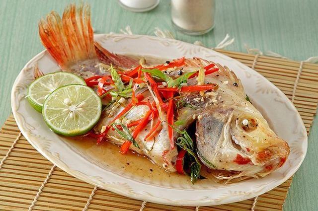 Resep Mudah Tim Ikan Nila Sajian Anti Repot Untuk Makan Malam Makan Siang Makan Malam Resep Ikan