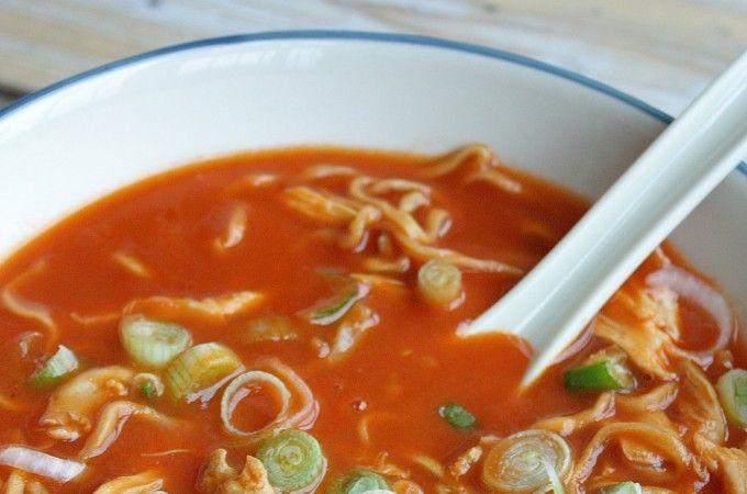 Chinese tomatensoep | Francesca Kookt