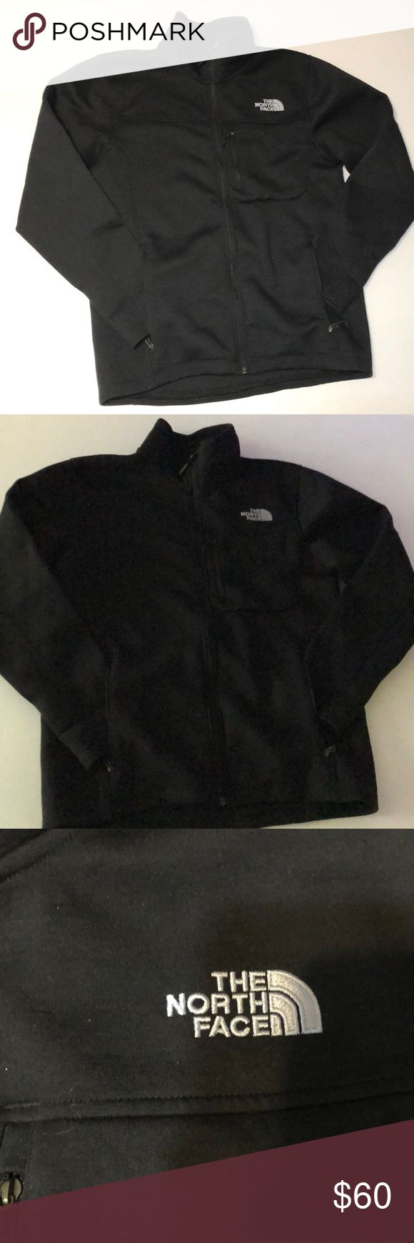 The North Face Mens jacket The North Face men's jacket.  Has only been worn a couple of times.  Authentic No stains or tears.  No trades The North Face Jackets & Coats Windbreakers
