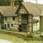 Just ten minutes' drive from The Old Post Office, Wallingford is Pendon Museum and Model Railway - this charming attraction is well worth a visit