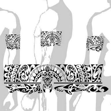 tattoo maori na perna desenho - Pesquisa Google