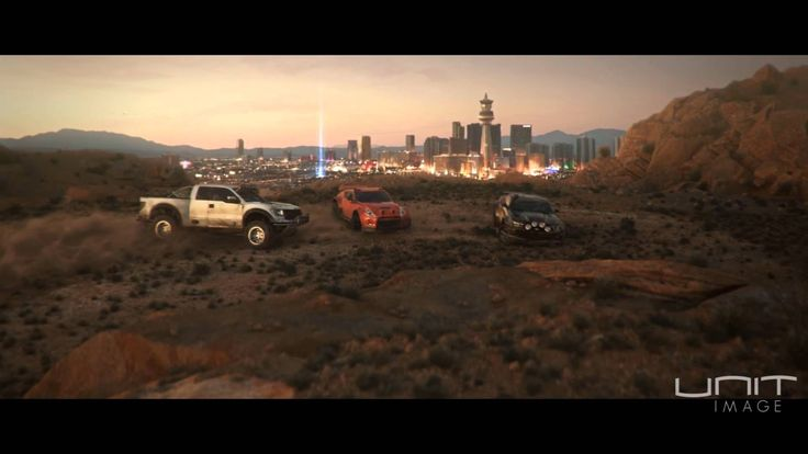 Vray Automotive Showreel..