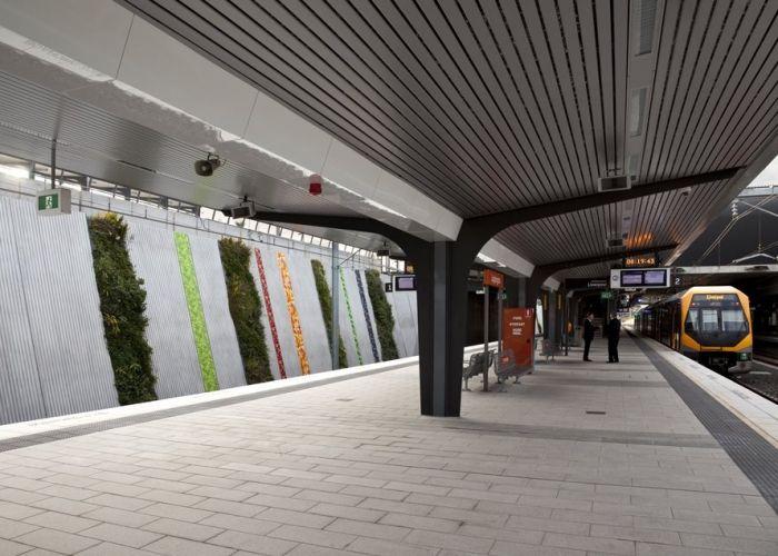 Leppington railway station