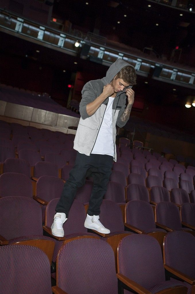 Justin Bieber's New Adidas NEO Photoshoot 2014!