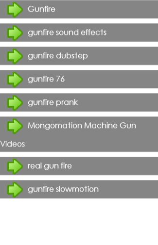 Gunfire Tip<br>In this App you can see this topic.<br>1. How to Acclimate a Dog to Gun Fire<br>2. How to Choose a Gun Dog<br>3. How to Introduce Dog to Gunfire<br>4. How to Introduce a Dog to Gun Fire<br>5. How to Record a Gunshot<br>6. How to Train Gun Shy Dogs<br> And you can see the Video and Game<br>keyword : Gunfire  http://Mobogenie.com