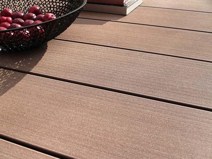 Die besten 25+ Wpc terrassendielen Ideen auf Pinterest - terrassenbelage holz terrassendielen