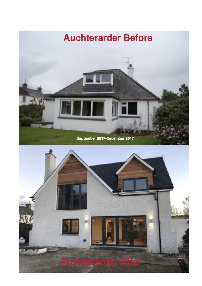 Construction4you House Styles Loft Conversion Coatbridge