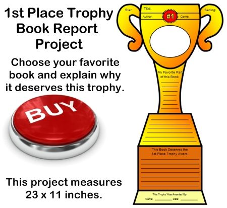 63 best Fun Book Report Projects and Templates images on Pinterest - school book report template