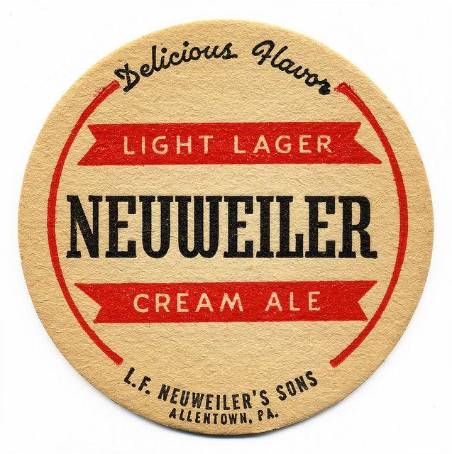 Neuweiler Beer Coaster