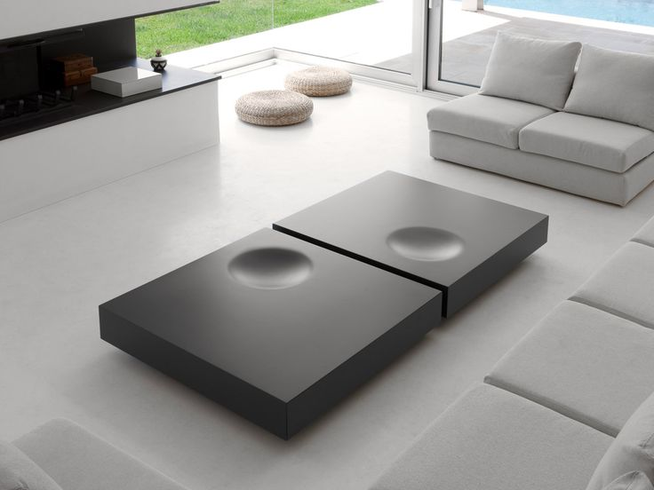 Plat coffee table - AJAR furniture and design
